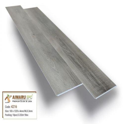 Sàn nhựa hèm khóa 4mm Aimaru - 4216