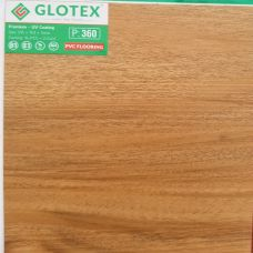 Sàn nhựa dán keo 3mm Glotex - 360
